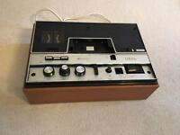 NEAL Model 102 cassette recorder in cosmetic excellent condition