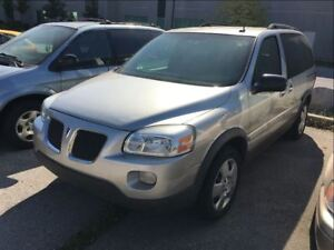 2008 Pontiac Montana SV6 FWD,AT, Trade In