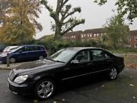 Mercedes-Benz S 320 cdi Long perfect limousine
