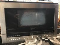Neff C54L70NOGB Built in Microwave Oven 18 Months Old, Has Never Been Fitted