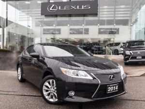 2015 Lexus ES 300h Executive Package Backup CAM Sunroof Bluetoot