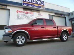 2012 Ram 1500 ST CREW CAB 4X4, SHOP AND COMPARE!!