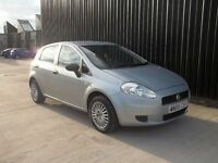 2006 Fiat Grande Punto 1.2 Active 5dr 12 Months MOT, Free MOT For Life* 28 Days Warranty