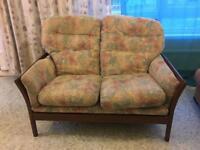 Mid century vintage 3 piece suite
