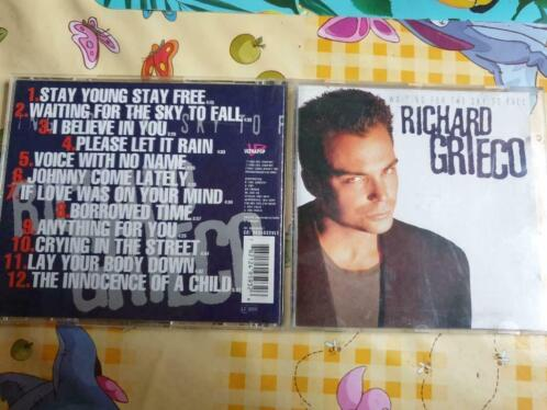 richard grieco - waiting for the sky to fall