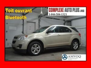2013 Chevrolet Equinox LS *Mags,Toit ouvrant,Bluetooth
