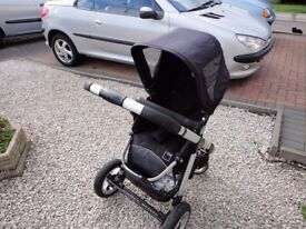 I-CANDY APPLE PUSHCHAIR--