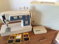 Singer sewing machine 706