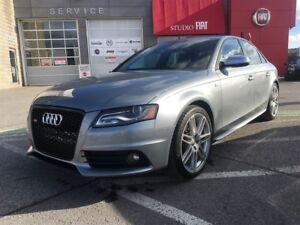 2011 Audi S4 3.0 Premium**GPS**TOIT**IMPECCABLE