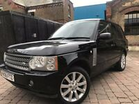 2006 RANGE ROVER VOUGE 4.4 SUPERCHARGED SE **FULL SERVICE HISTORY**ONLY 2 OWNERS**