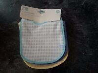 3 x Mothercare Bibs, (Brand New in Packaging)