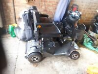 STERLING SAPPHIRE MOBILITY SCOOTER FOR SALE