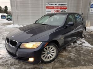 2009 BMW 323I CUIR TOIT OUVRANT