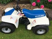 Suzuki lt50 quad very clean