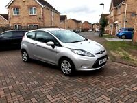 2009 FORD FIESTA 1.2 STYLE PLUS, 1 KEEPER ONLY, MOT 11 MONTHS, JUST SERVICED,AUX, AIR CON, HPI CLEAR