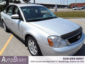 2005 Ford Five Hundred SEL *** Certified and E-Tested *** $3,999