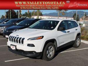 2015 Jeep Cherokee Sport (#329)