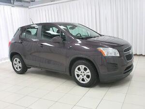 2014 Chevrolet Trax INCREDIBLE DEAL!! SUV w/ A/C, KEYLESS ENTRY,