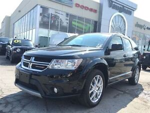 2016 Dodge Journey Limited - 7Passenger - Rear Dvd