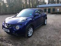 Nissan Juke Acenta Premium 2014