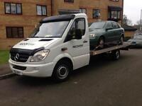 2010 Mercedes Sprinter Recovery Truck 3.5 Ton TILT AND SLIDE MINT!! EURO 5 not Transit