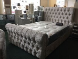 All about the glitz and sparkles... sofas,