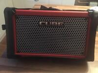 Roland street cube amp