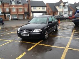 VW PASSAT 1.9tdi 130bhp long mot 2 keys mint condition