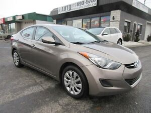 2013 Hyundai Elantra GL Heated Seats, Power Grp. $35/Wkly
