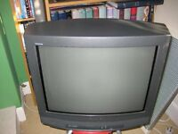 Sony TV. Has been used for playstation.