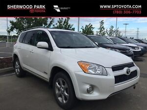 2010 Toyota RAV4-Limited-One Owner-Clean History!