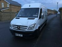 Mercedes Benz Sprinter LWB van NO VAT