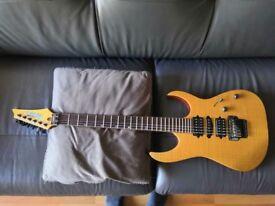 Ibanez J Custom RG 8570 NT electric guitar