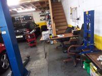 mechanical garage for sale