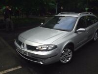 Renault Laguna 2.0T 16v estate 1 years mot
