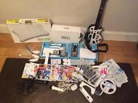 Wii games console plus