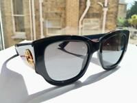 ✅ GUCCI sunglasses excellent condition with receipt