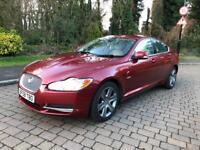 Jaguar XF premium Luxury 2.7 D 2008 Fsh Bargain