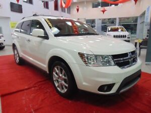 2015 Dodge Journey RT AWD+7 PASS.+CUIR+ECRAN+SIEGES CHAUFFANTS+M