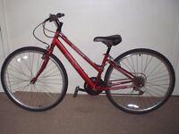 """Apollo CX10 (15"""" frame) Hybrid/Town Bike"""