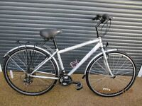"APOLLO LIGHTWEIGHT HYBRID BIKE IN EXCELLENT LITTLE USED CONDITION.. (17"" / 43cm. FRAME).."