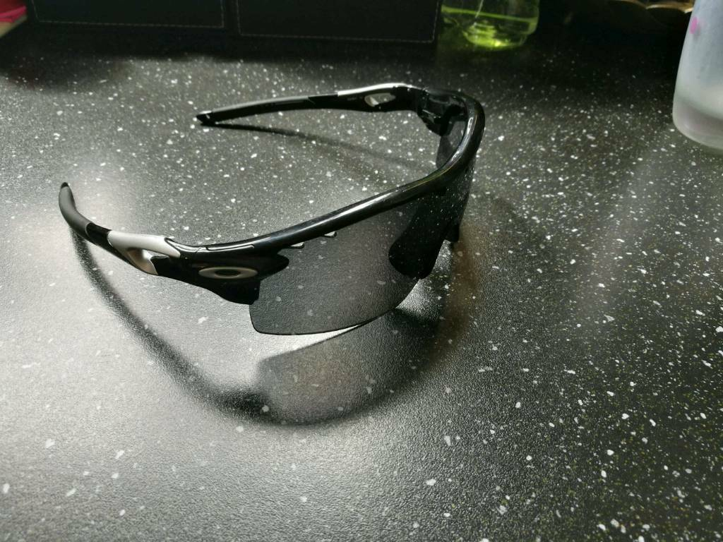 oakley radarlock xl black