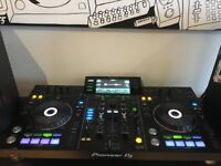 Pioneer XDJ-RX DJ Controller (Not CDJ or Turntable) with Flight Case