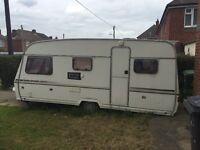 5 birth caravan challenger 490/5