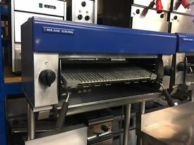 Blue Seal Evolution E91B Electric Salamander Grill (Single Phase)