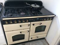 110 cm leisure gas cooker