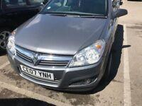 Vauxhall Astra 1.6 Petrol 2007 Grey 10 MONTHS MOT £695