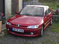 Peugeot Diesel 306 HDI LX year 2000