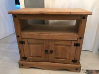 !!!WOODEN TV CABINET FOR SALE!!!