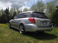 06 Subaru legacy 2.5gt wagon, saftied, ready to go